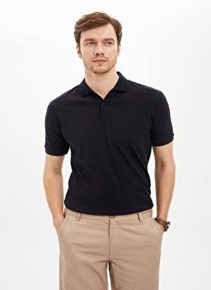 DeFacto Polo Yaka Slim Fit Pamuklu Tişört